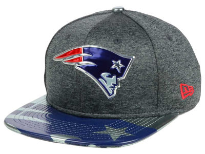 New England Patriots 2017 NFL Draft 9FIFTY Snapback Cap Hats