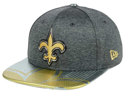 New Orleans Saints 2017 NFL Draft 9FIFTY Snapback Cap Hats