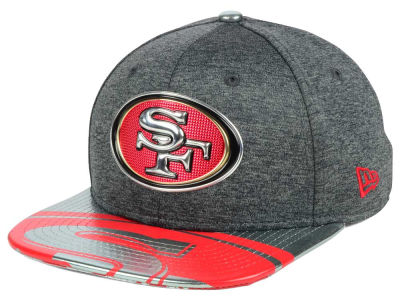 San Francisco 49ers 2017 NFL Draft 9FIFTY Snapback Cap Hats