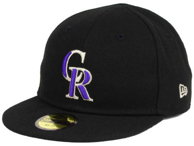 Colorado Rockies MLB Authentic Collection My First Cap Hats