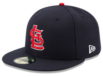 St. Louis Cardinals MLB Authentic Collection 59FIFTY Cap Hats