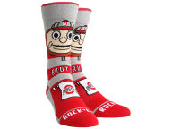 Mascot Knit Sock Apparel & Accessories