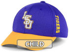 LSU Tigers Top of the World Kids Booster 2-Tone Cap Stretch Fitted Hats