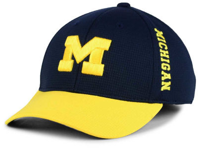timeless design a7013 3fbeb ... good michigan wolverines top of the world kids booster 2 tone cap lids  76a2d 194be