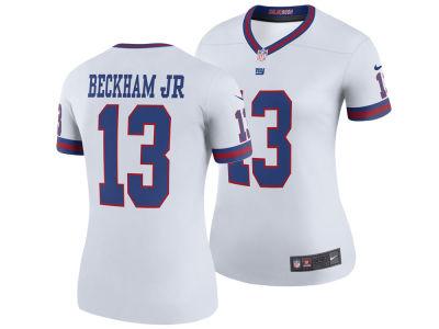 New York Giants Odell Beckham Jr. Nike NFL Women s Color Rush Legend Jersey   06bf1228b