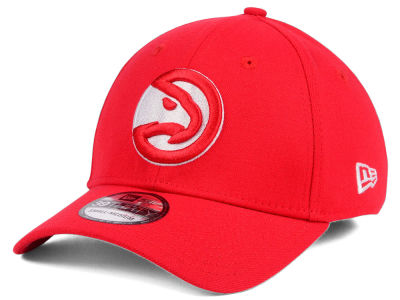 Atlanta Hawks NBA Team Classic 39THIRTY Cap Hats