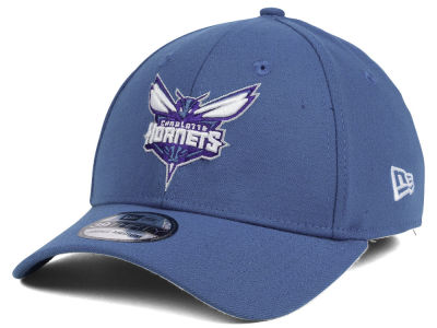 Charlotte Hornets NBA Team Classic 39THIRTY Cap Hats
