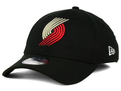 Portland Trail Blazers NBA Team Classic 39THIRTY Cap Hats