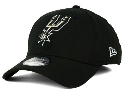 San Antonio Spurs NBA Team Classic 39THIRTY Cap Hats