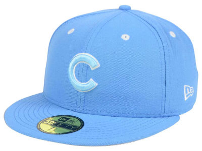 Chicago Cubs MLB Pantone Collection 59FIFTY Cap Hats