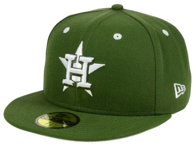 Houston Astros MLB Pantone Collection 59FIFTY Cap Hats