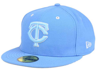 Minnesota Twins MLB Pantone Collection 59FIFTY Cap Hats