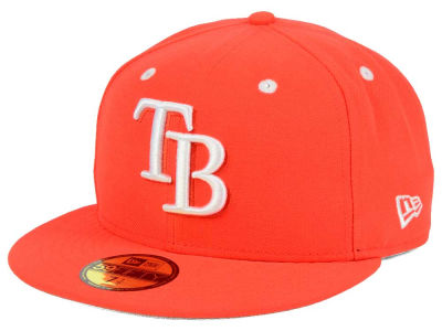 Tampa Bay Rays MLB Pantone Collection 59FIFTY Cap Hats