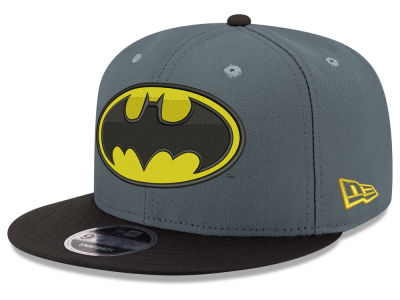 DC Comics Jr. Heather Action 9FIFTY Snapback Cap Hats