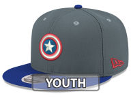 DC Comics Jr. Heather Action 9FIFTY Snapback Cap Adjustable Hats
