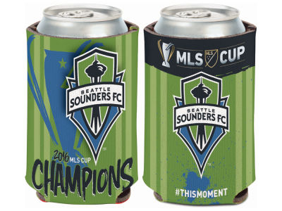 Seattle Sounders FC Wincraft Event Can Cooler