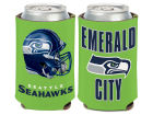 Seattle Seahawks Wincraft Slogan Can Coozie Gameday & Tailgate