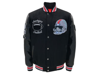 G3 Sports NCAA Men's Helmet Varsity Jacket