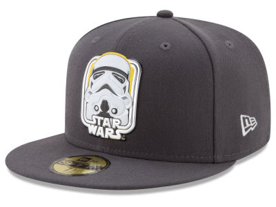 Star Wars 40th Liquid Chrome 59FIFTY Cap Hats