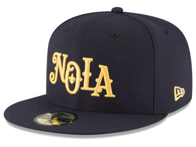 New Orleans Baby Cakes MiLB AC 59FIFTY Cap Hats