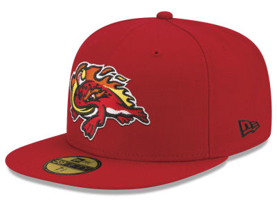 Florida Fire Frogs MiLB AC 59FIFTY Cap Hats