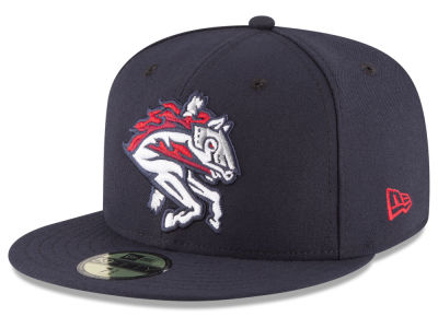 Binghamton Rumble Ponies MiLB AC 59FIFTY Cap Hats