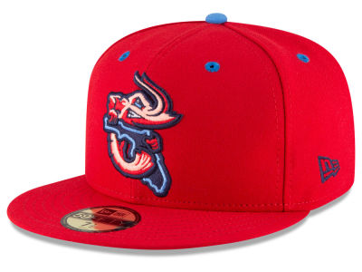Jacksonville Jumbo Shrimp MiLB AC 59FIFTY Cap Hats