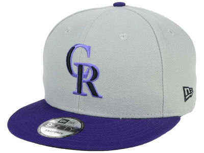 Colorado Rockies MLB All Shades 9FIFTY Snapback Cap Hats
