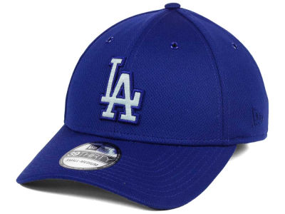 Los Angeles Dodgers MLB Leisure 39THIRTY Cap Hats