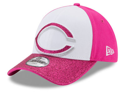 Cincinnati Reds MLB Kids Shine On 9FORTY Cap Hats