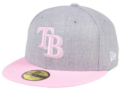 Tampa Bay Rays MLB Perfect Pastel 59FIFTY Cap Hats