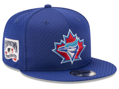 Toronto Blue Jays MLB Coop Mesh Authentic 9FIFTY Snapback Cap Hats