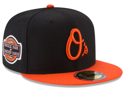 Baltimore Orioles MLB Ultimate Patch Collection Game 59FIFTY Cap Hats
