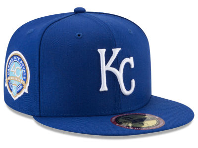 Kansas City Royals MLB Ultimate Patch Collection Game 59FIFTY Cap Hats