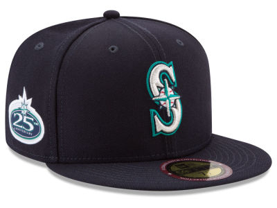 Seattle Mariners MLB Ultimate Patch Collection Game 59FIFTY Cap Hats