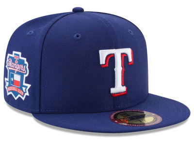 Texas Rangers MLB Ultimate Patch Collection Game 59FIFTY Cap Hats