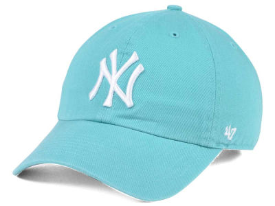 best sneakers ce48c 916fb ... coupon for new york yankees 47 mlb lagoon clean up cap lids fbfde 653aa