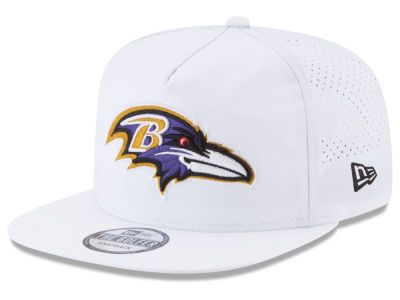 Baltimore Ravens 2017 NFL Training A-Frame Cap Hats