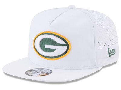 Green Bay Packers 2017 NFL Training Camp A-Frame Snapback Cap Hats
