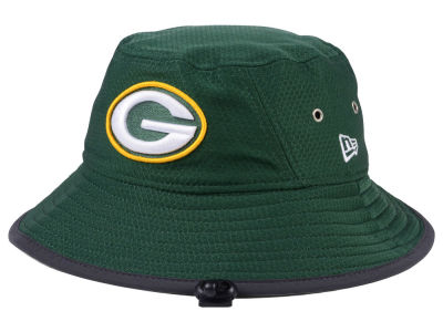 Green Bay Packers 2017 NFL Training Camp Bucket Hats