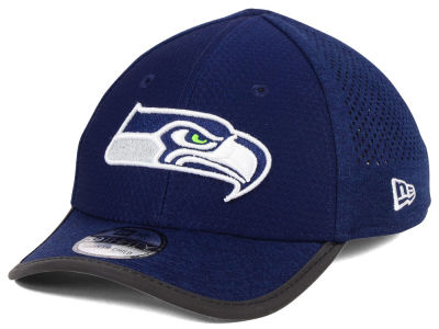 Seattle Seahawks 2017 Kids NFL Training 39THIRTY Cap Hats