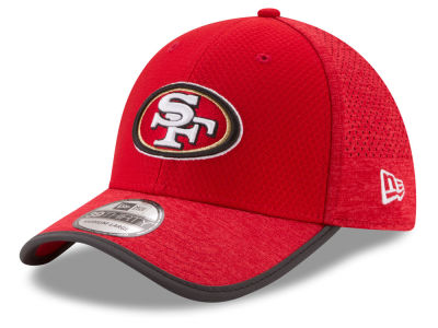 large discount order promo code San Francisco 49ers New Era 2017 NFL Training Camp 39THIRTY Cap ...