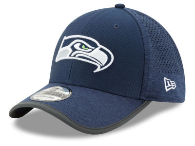 Seattle Seahawks 2017 NFL Training 39THIRTY Cap Hats