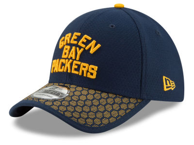 Green Bay Packers 2017 Official NFL Sideline 39THIRTY Cap Hats