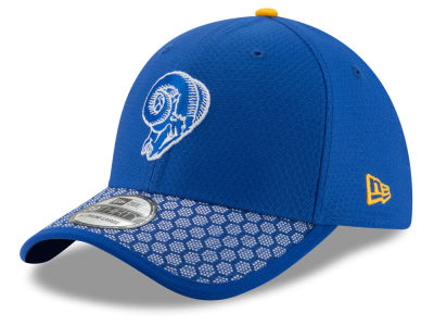 Los Angeles Rams 2017 Official NFL Sideline 39THIRTY Cap Hats