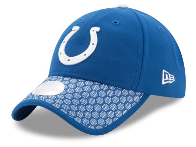 Indianapolis Colts 2017 Official NFL Women's Sideline 9TWENTY Cap Hats