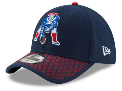 New England Patriots 2017 Official NFL Kids Sideline 39THIRTY Cap Hats