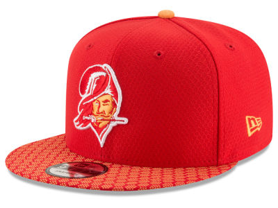 Tampa Bay Buccaneers 2017 Official NFL Kids Sideline 9FIFTY Snapback Cap Hats
