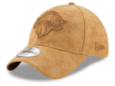 new concept ce08c 7a900 ... where can i buy new york knicks new era nba pure leather dad hat lids  420ab