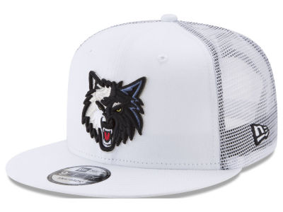 Minnesota Timberwolves NBA Summer Time Mesh 9FIFTY Snapback Cap Hats